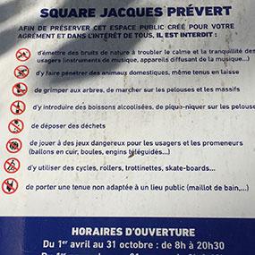 Square Prévert