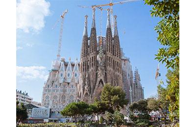 Règlements de comptes autour de la Sagrada Familia