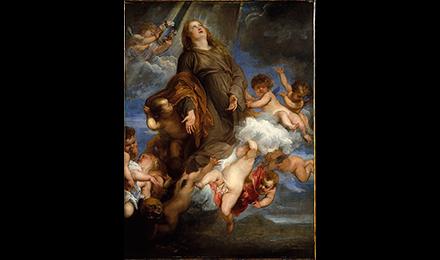 Sainte Rosalie, priez pour nous !