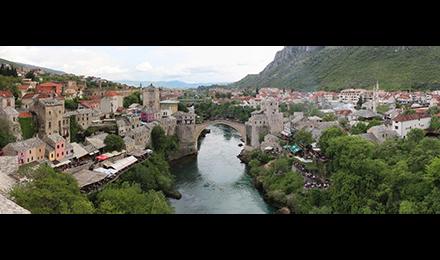 En Bosnie, réconciliation grâce à la pandémie